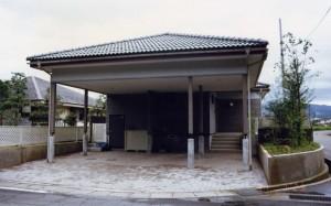 土清水の家外観2