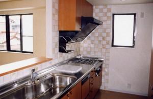 若松の家キッチン