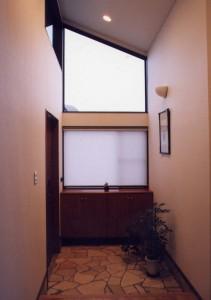 神谷内の家玄関2