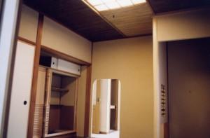 太田の家茶室