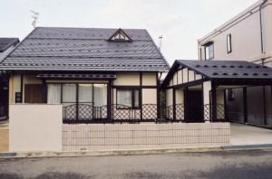 太田の家外観2