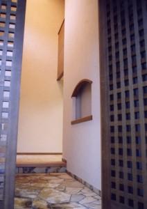 太田の家玄関2