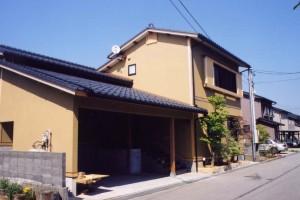 疋田の家外観