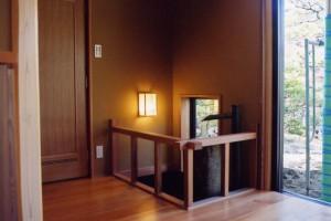 疋田の家玄関4