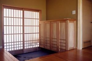 疋田の家玄関3