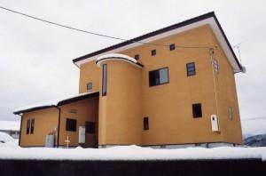 田上本町の家外観2