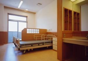 駅南あずさ病院病室2