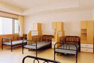 川田病院西病棟 病室