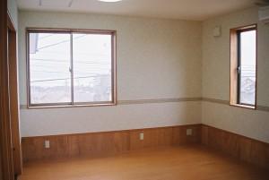 かほくケアセンター 居室