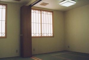 かほくケアセンター和室