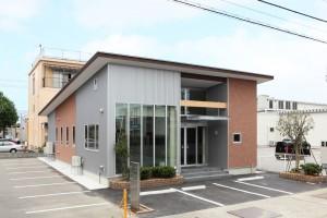 北岸埜田事務所外観1