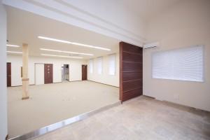 北岸埜田事務所事務室