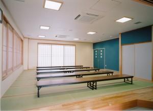 ものづくり会館談話室
