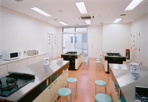ものづくり会館調理実習室