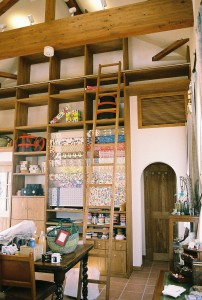 田上の家店舗内部2